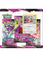 Kartová hra Pokémon TCG: Sword & Shield Fusion Strike - 3-Pack Blister booster (Eevee)