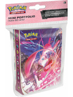 Album na karty Pokémon - Sword and Shield: Fusion Strike Mini Album + booster (10 kariet)