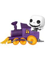 Figúrka The Nightmare Before Christmas - Jack in Train (Funko POP! Train 07)