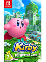 Kirby and the Forgotten Land (SWITCH)
