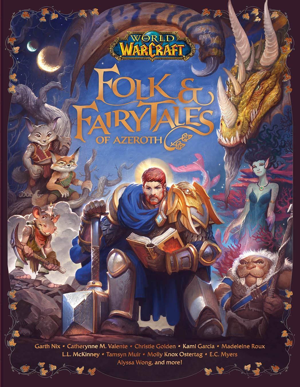 Kniha World of Warcraft: Folk & Fairy Tales of Azeroth
