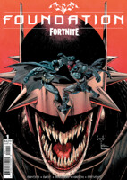 Komiks Batman/Fortnite: Foundation + kód do hry