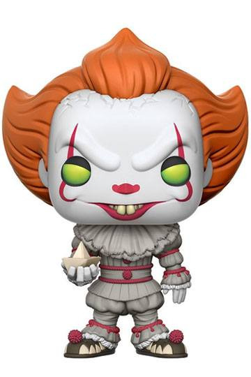 Figúrka IT - Pennywise with Boat (Funko POP! Movies 472)