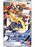Kartová hra Digimon Card Game - Double Diamond Booster