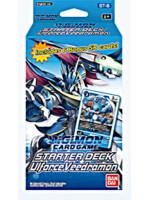Kartová hra Digimon Card Game - UlforceVeedramon (Starter Deck)
