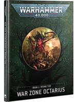 Kniha Warhammer 40.000 Octarius - Book 1: Rising Tide