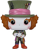 Figúrka Alice in Wonderland - Mad Hatter (Funko POP! Disney 177)