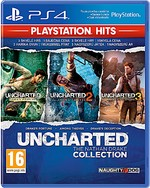 Uncharted: The Nathan Drake Collection CZ (PS4)