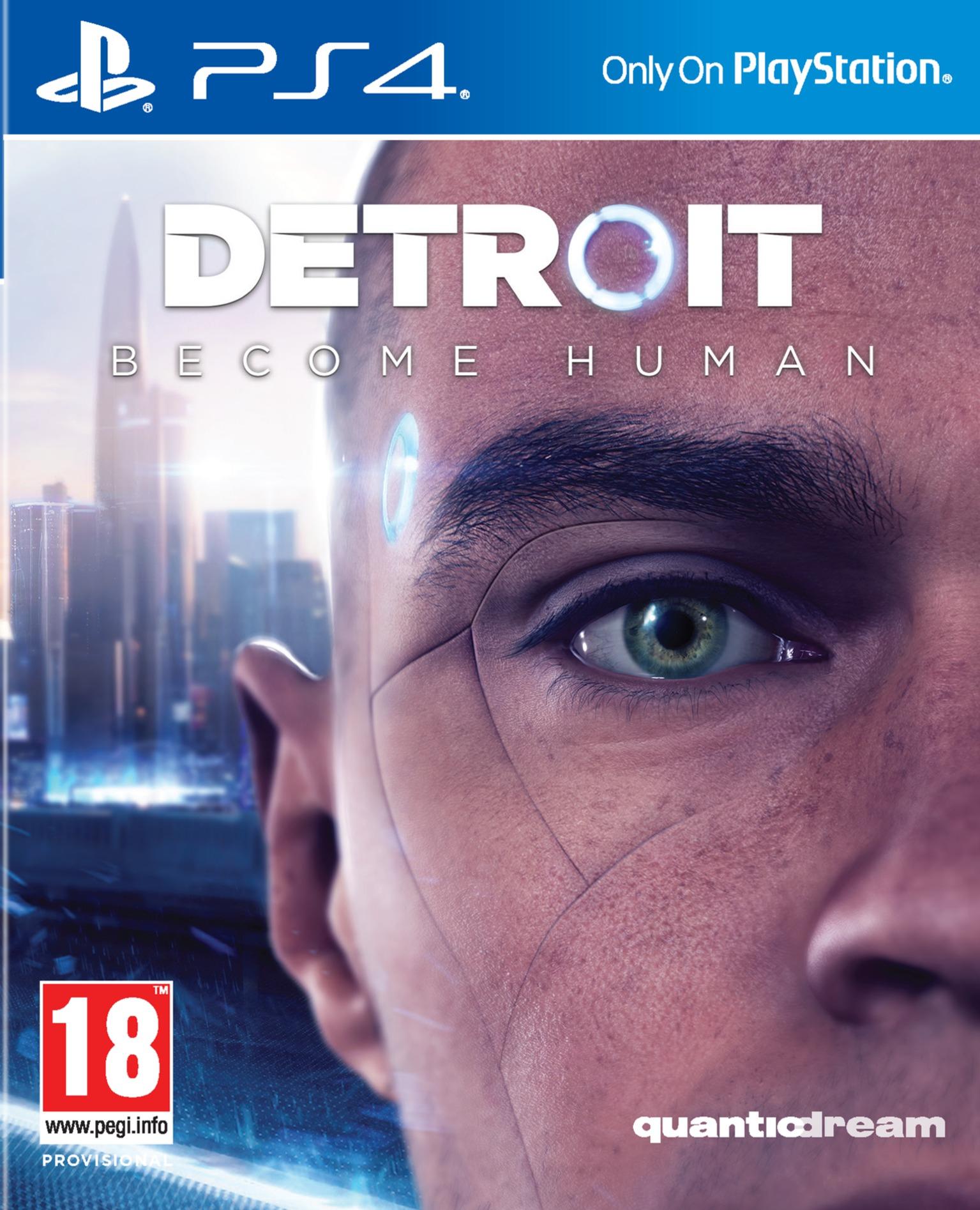 Detroit: Become Human CZ (PS4)