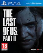 The Last of Us Part II CZ (PS4)