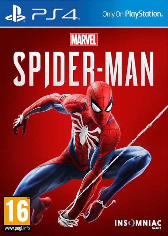 Spider-Man CZ (PS4)
