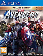 Marvels Avengers - Deluxe Edition CZ (PS4)