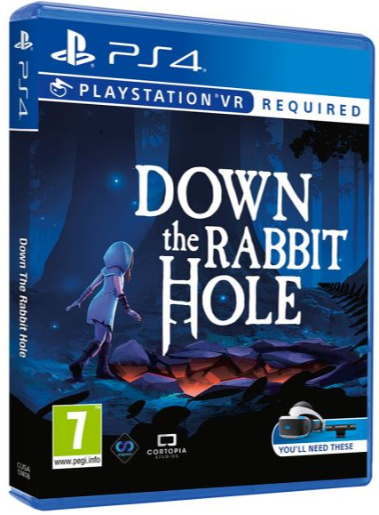 Down the Rabbit Hole (PS4)
