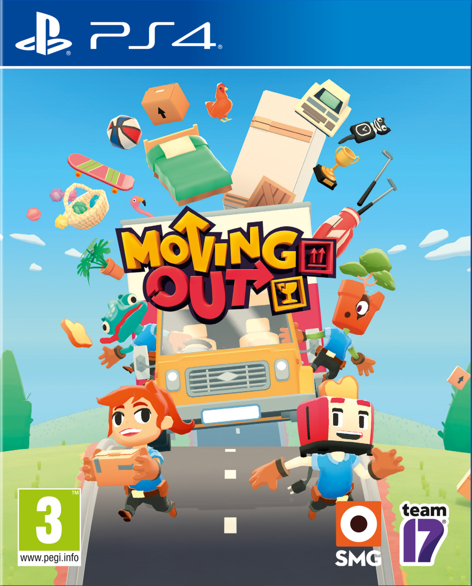 Moving Out (PS4)