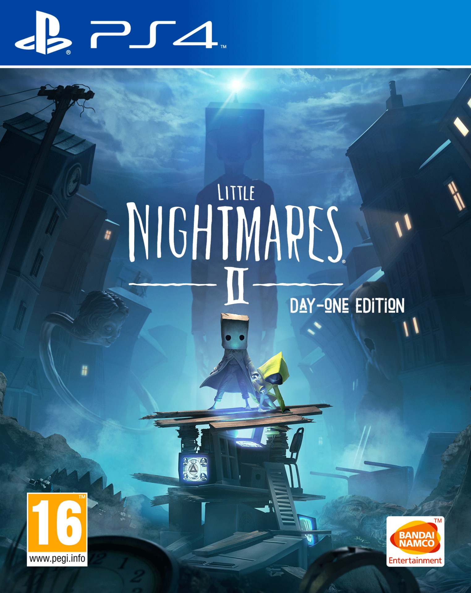 Little Nightmares II - Day One Edition (PS4)