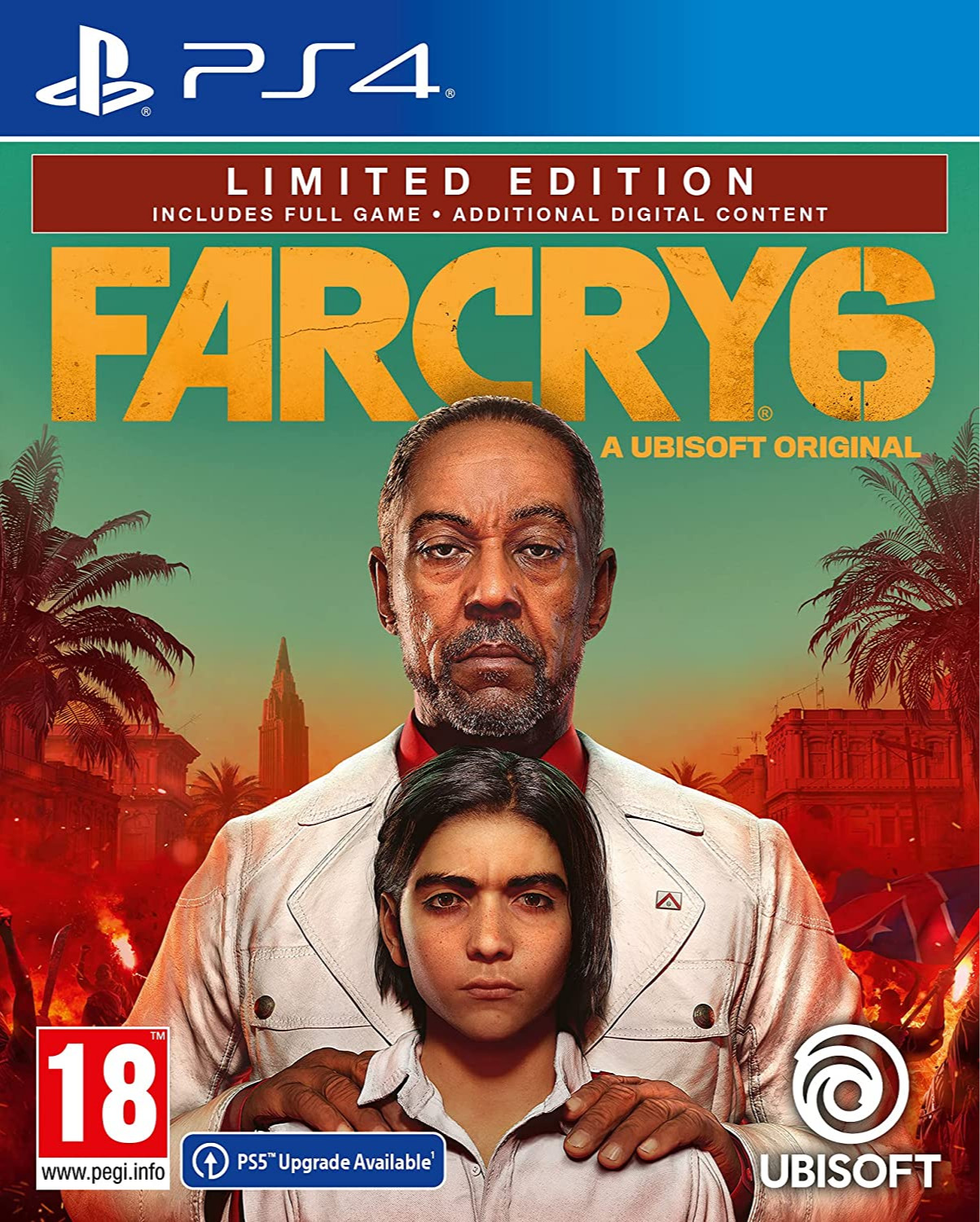Far Cry 6 - Limited Edition (PS4)