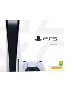 Konzola PlayStation 5 825 GB - Biela (PS5)