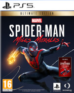 Spider-Man: Miles Morales - Ultimate Edition CZ (PS5)