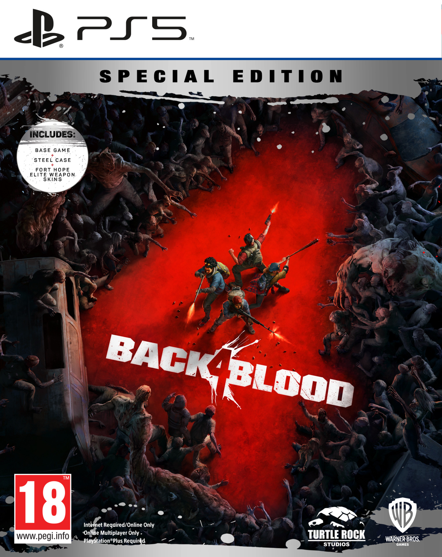 Back 4 Blood - Special Edition (PS5)