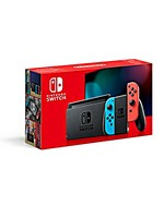 Konzola Nintendo Switch (2019) (Neon Red/Neon Blue) (SWITCH)
