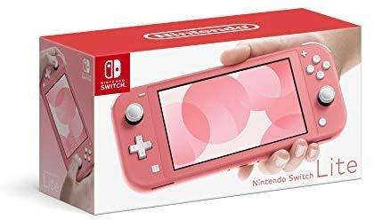 Konzole Nintendo Switch Lite - Coral (SWITCH)