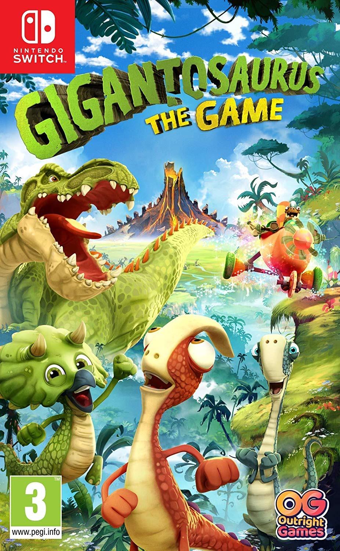 Gigantosaurus The Game (SWITCH)