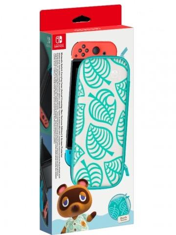 Ochranné púzdro látkové pre Nintendo Switch - Animal Crossing: New Horizons (SWITCH)