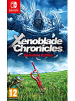 Xenoblade Chronicles: Definitive Edition (SWITCH) (SWITCH)