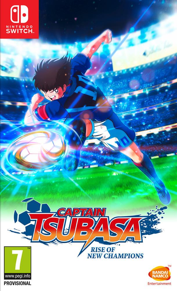 Captain Tsubasa: Rise Of New Champions (SWITCH)