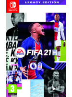 FIFA 21 - Legacy Edition (SWITCH) (SWITCH)