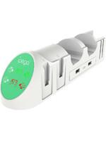 Nabíjacia stanica iPega pro Joy-Con a Pro Controller (svetlá) (SWITCH)