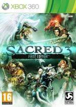 Sacred 3 (First edition) - bazar (X360)