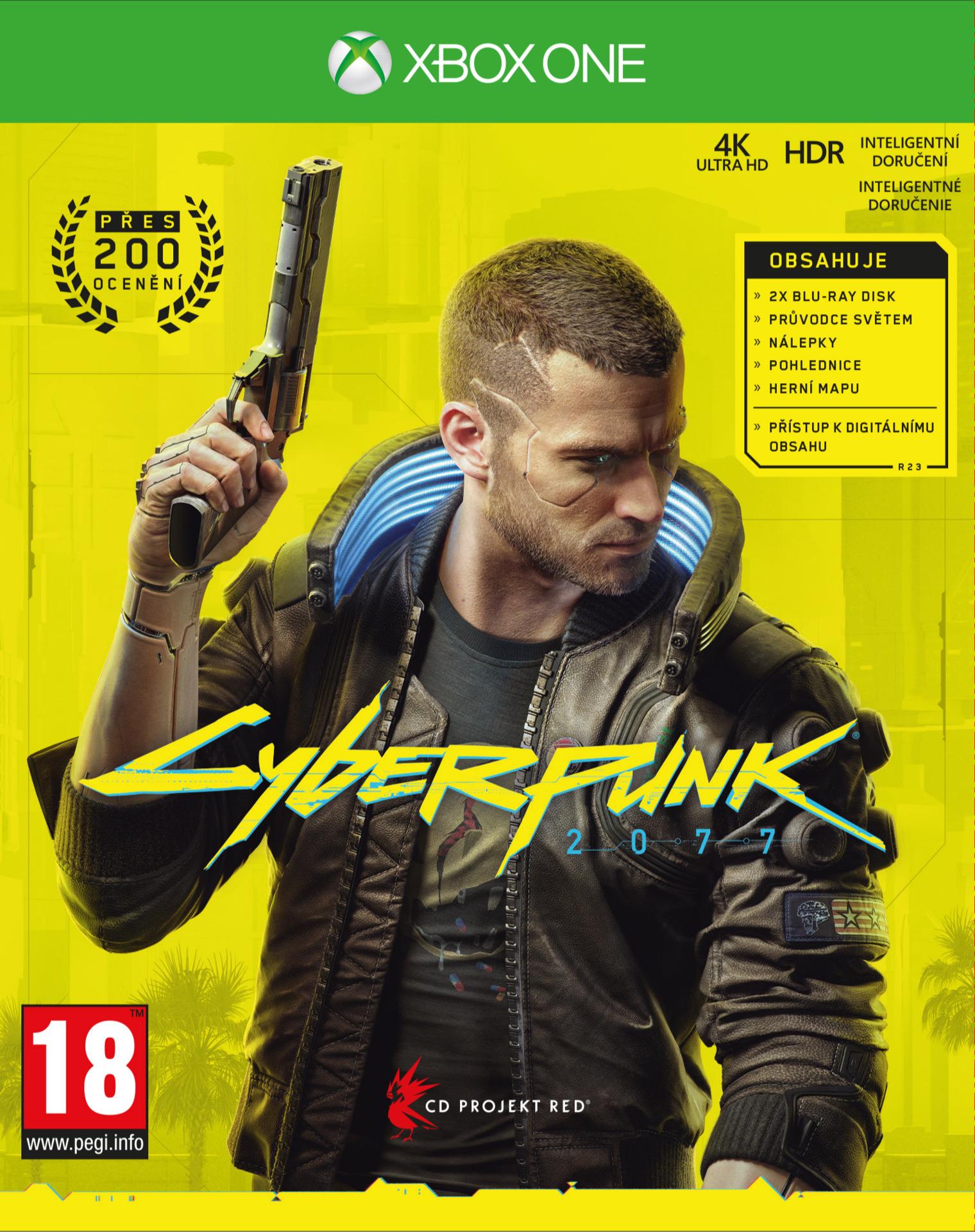 Cyberpunk 2077 CZ (XBOX)