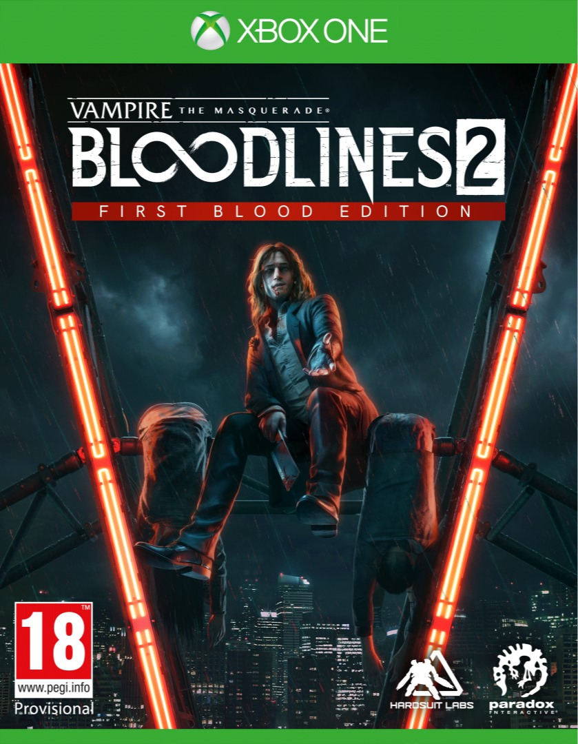 Vampire: The Masquerade - Bloodlines 2 - First Blood Edition (XBOX)