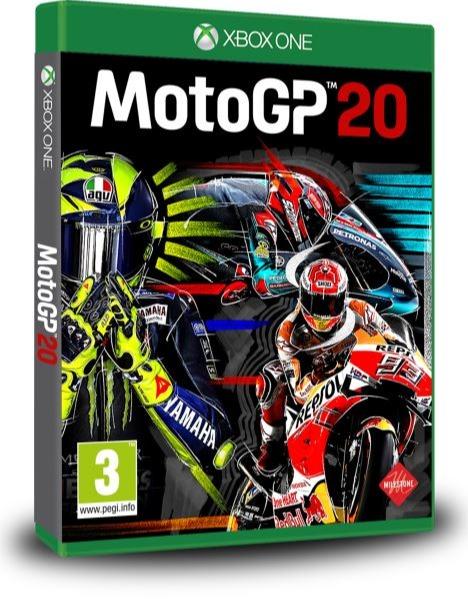 Moto GP 20 (XBOX)