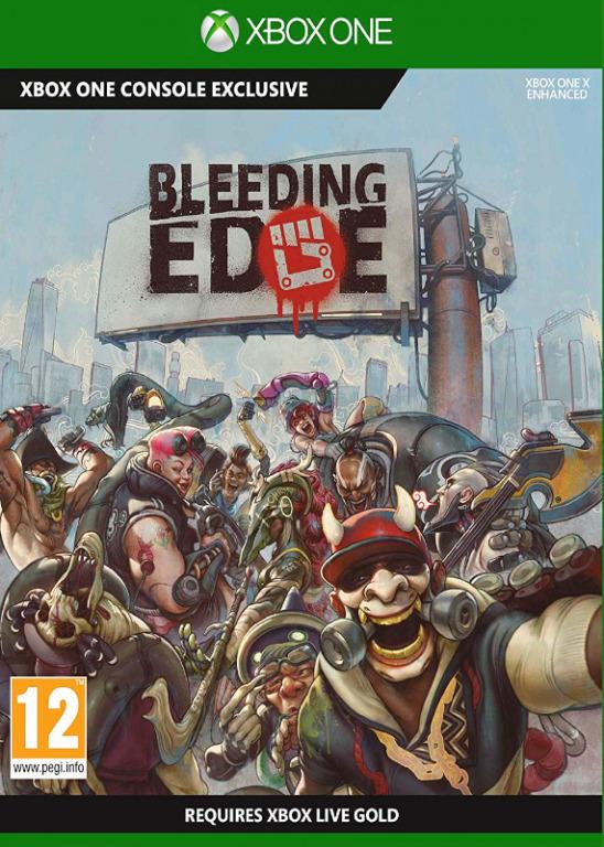Bleeding Edge (XBOX)