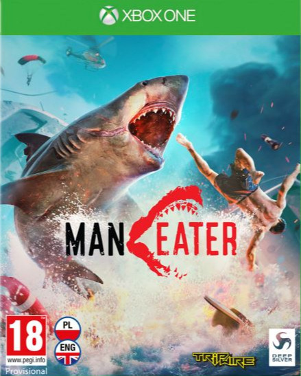 Maneater - Day One Edition (XBOX)