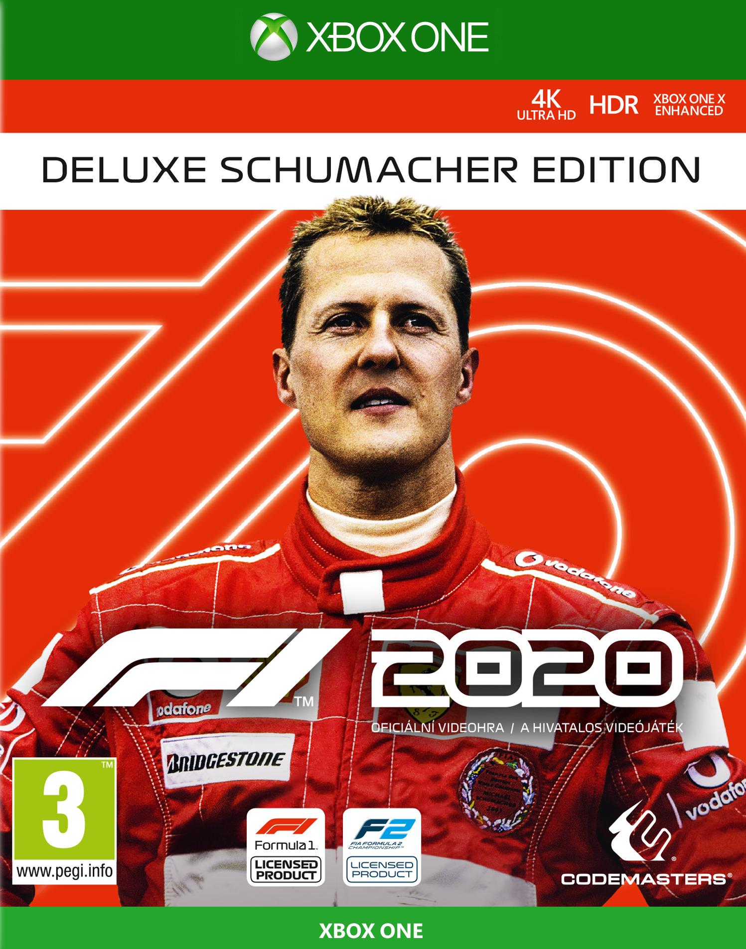 F1 2020 - Deluxe Schumacher Edition (XBOX)