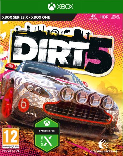 DIRT 5 (XBOX)