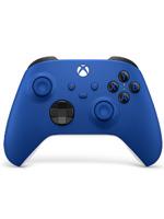 Bezdrôtový ovládač pre Xbox - Modrý (XSX)