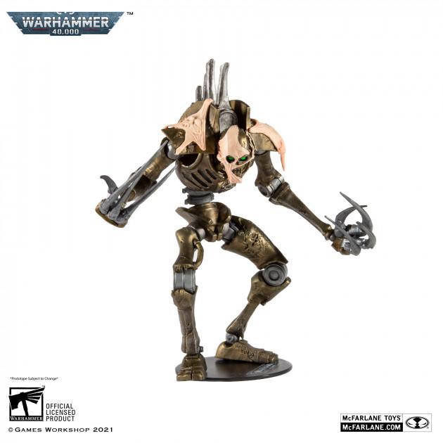 Figurka Warhammer 40k - Necron Flayed One  (McFarlane)