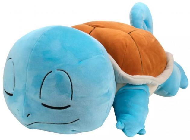 Plyšák Pokémon - Spící Squirtle (45 cm)
