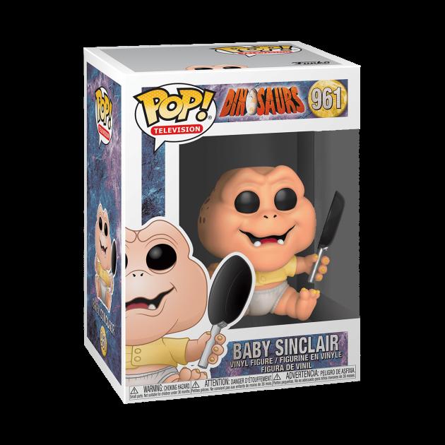 Figurka Dinosaurs - Baby Sinclair (Funko POP! Television 961)