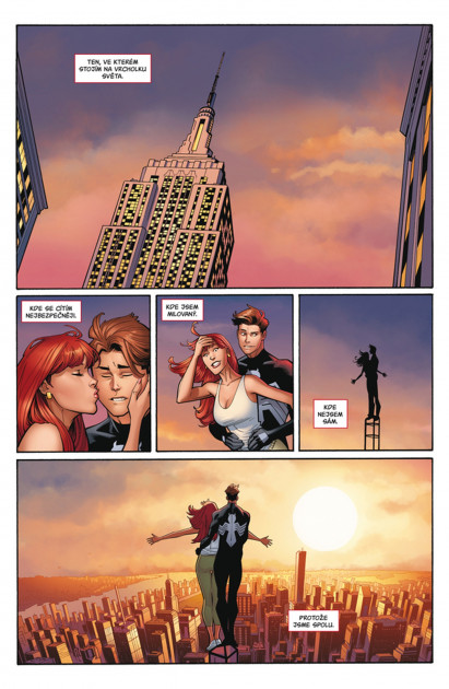 Komiks Amazing Spider-Man 1: Návrat ke kořenům