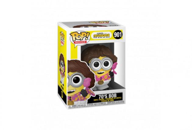 Figurka Minions 2 - 70's Bob (Funko POP! Movies 901)