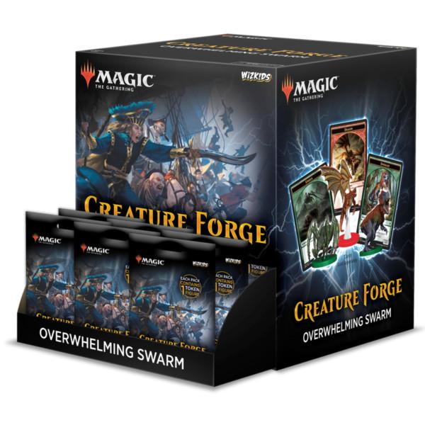 Figurka Magic: The Gathering - Overwhelming Swarm (náhodný výběr)