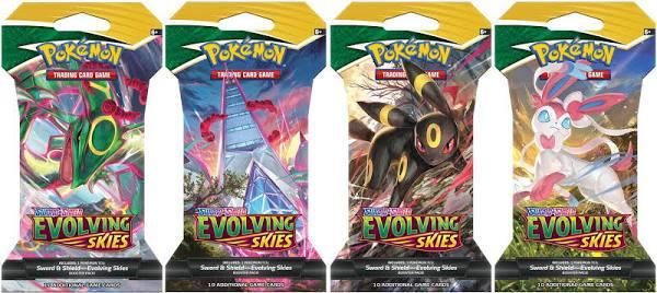 Pokémon TCG: SWSH07 - Booster