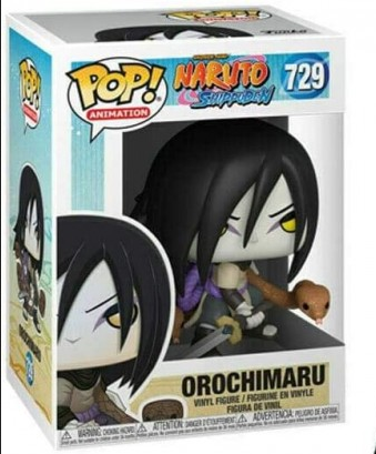 Figurka Naruto - Orochimaru (Funko POP! Animation 729)