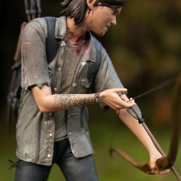 Last Of Us Part II: Ellie with Bow Figure