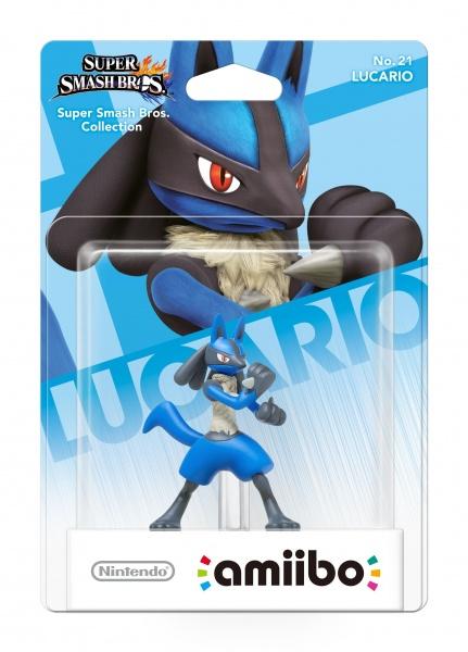 Amiibo (Smash bros.) Lucario